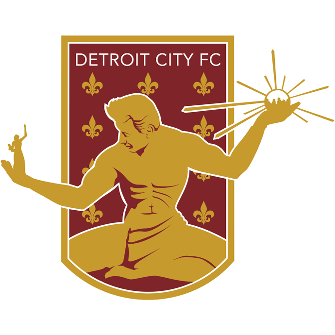 Detroit City II vs Rebels FC