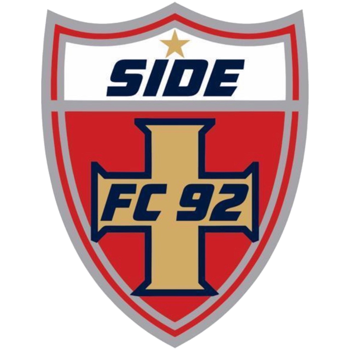 SIDE FC 92 II uws united womens soccer team