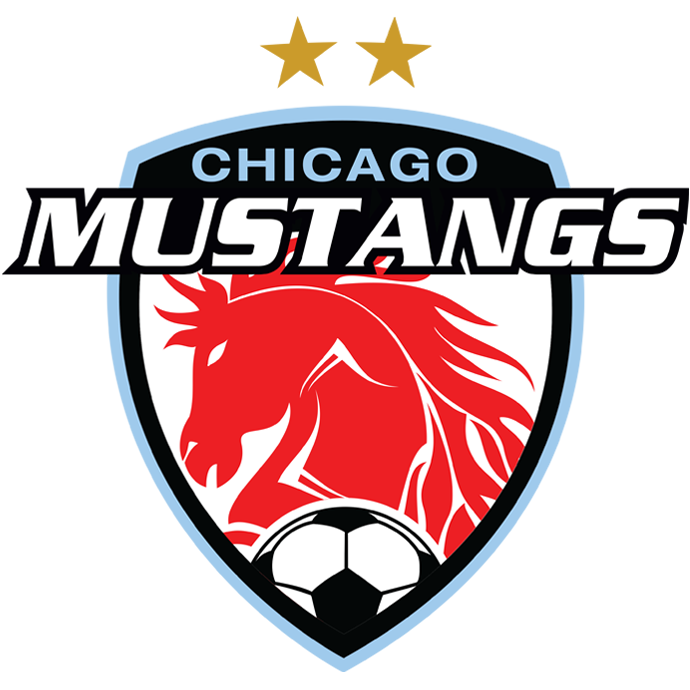 CHICAGO MUSTANGS uws united womens soccer team