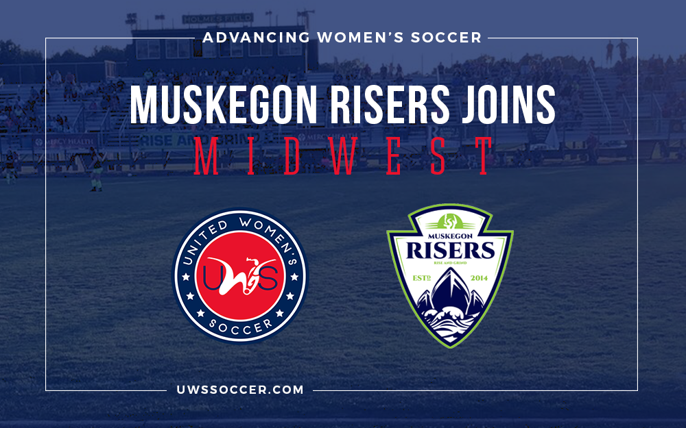 muskegon risers joins united womens soccer uws