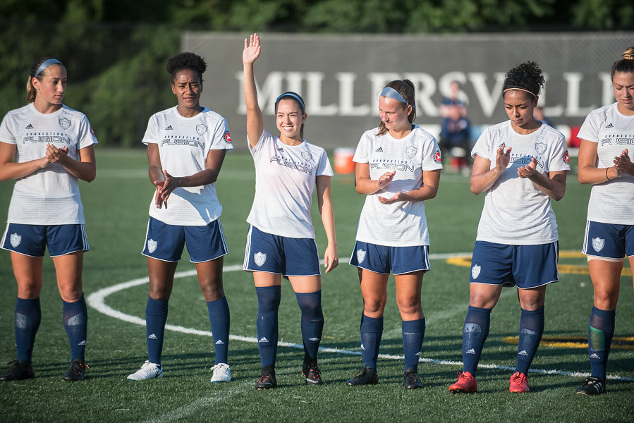 connecticut fusion uws united womens soccer