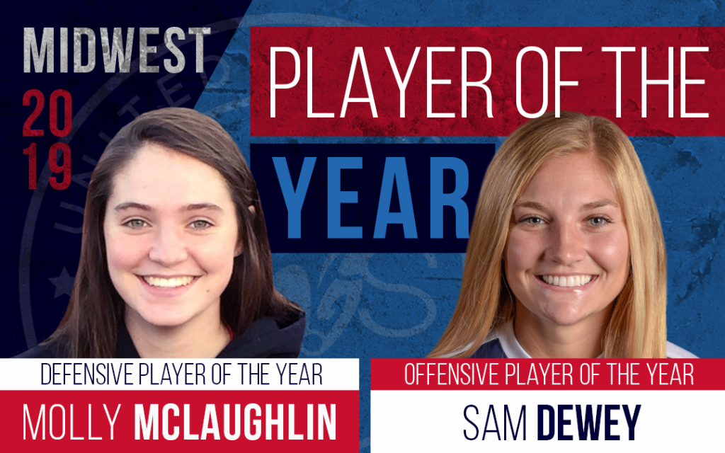 uws united womens soccer 2019 midwest conference team player of the year
