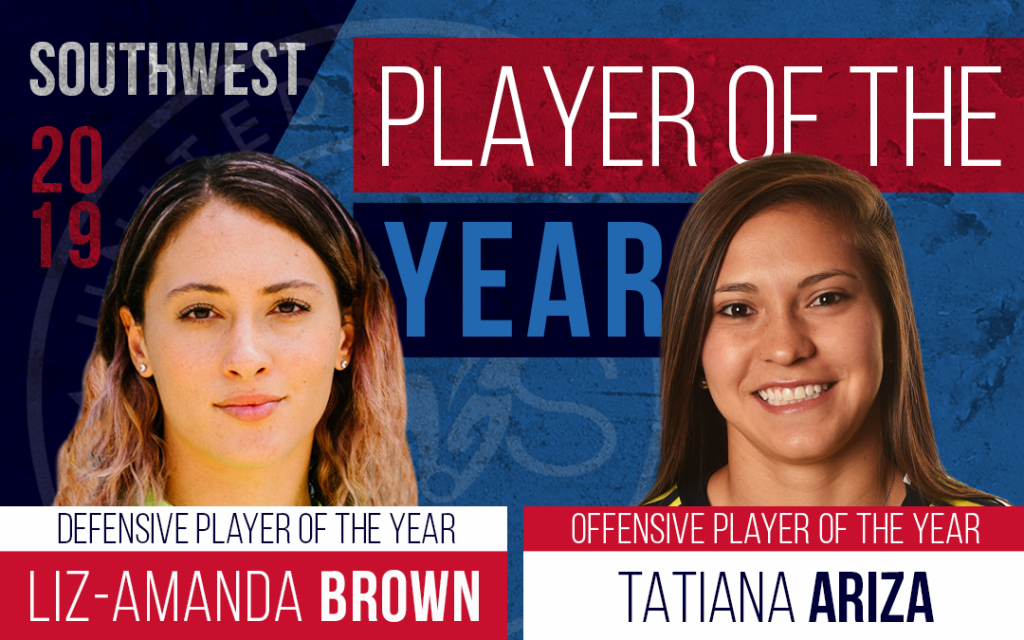 2019 uws southwest conference player of the year