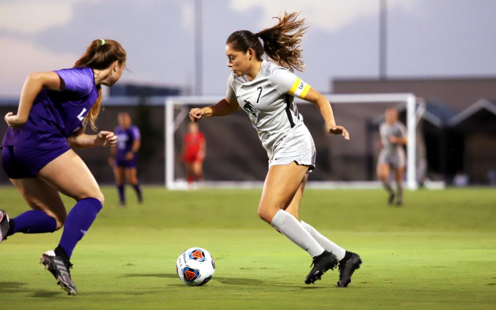 Christina Arteaga uws united womens soccer honors