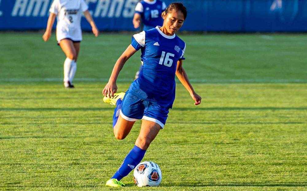 Riko Sagara D2CCA National Player of the Year womens soccer
