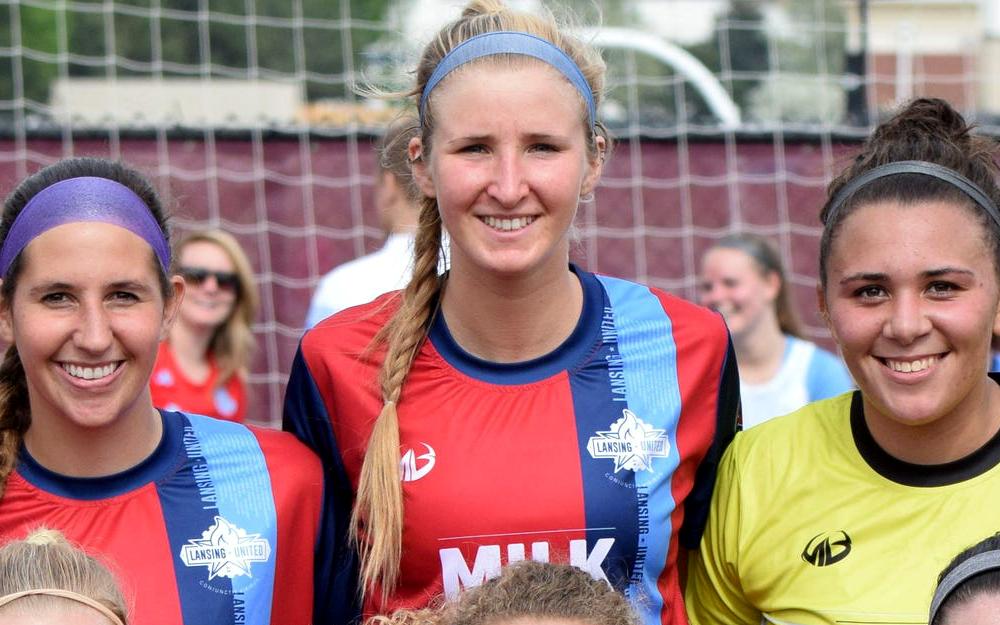 Olivia Trombley Grand Valley State University uws united womens soccer