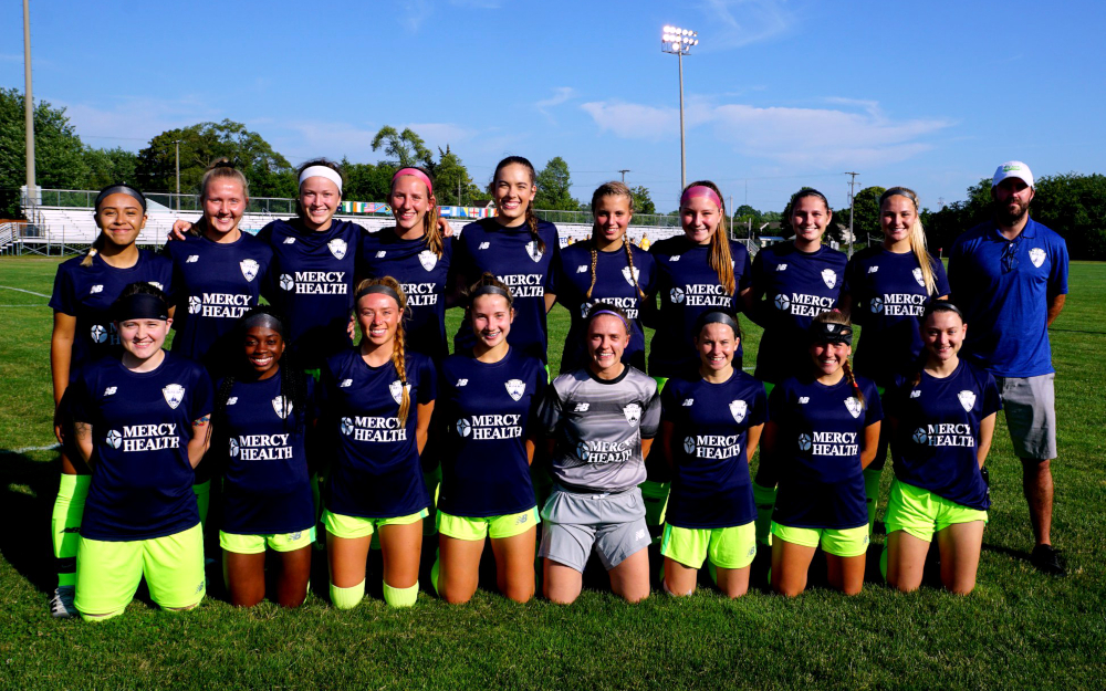 muskegon risers uws united womens soccer team