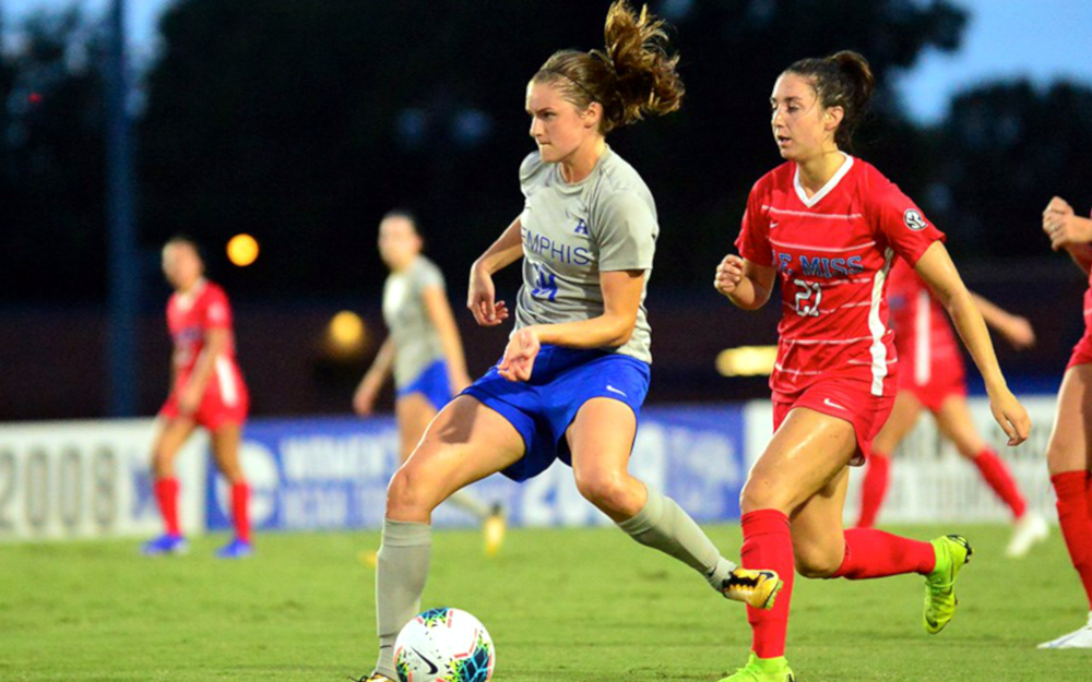 Claire Abrey American Athletic Conference Offensive Player of the Week