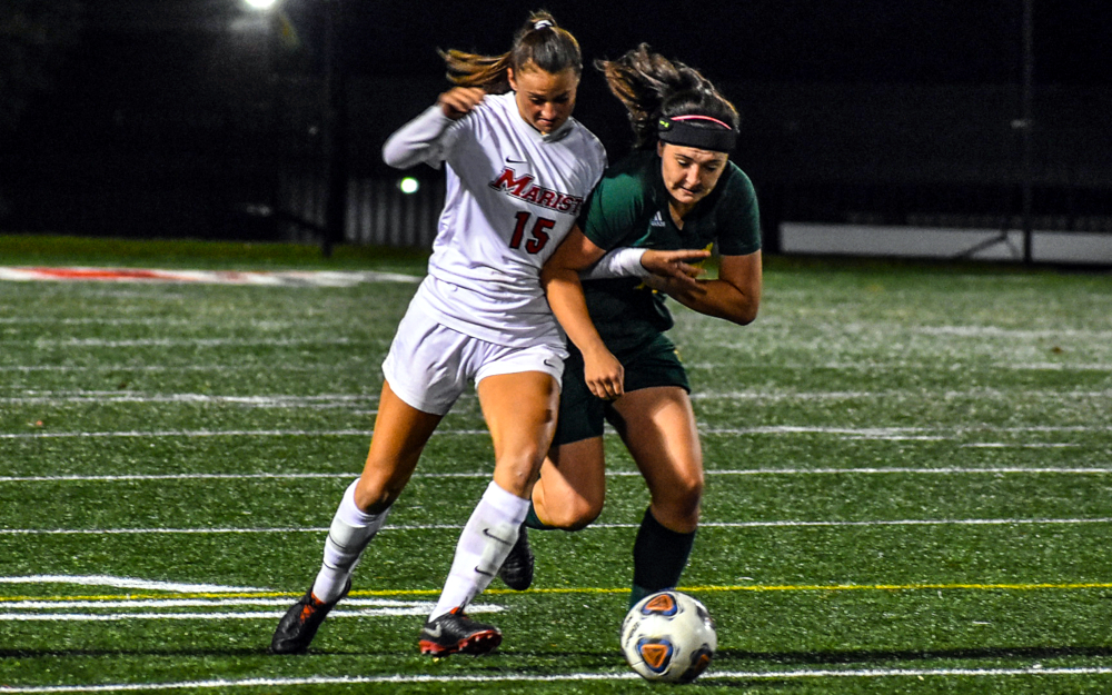 Nicole Sasso Metro Atlantic Athletic Conference Offensive Player of the Week