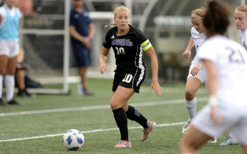Maegen Doyle United Soccer Coaches (USC) Division II National Player of the Year