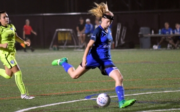 Pro Update: NWSL PA Tab Balcer As Top Rookie