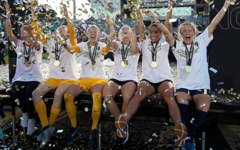 Stephanie Labbé helps NC Courage win NWSL Title
