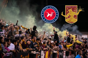 UWS Welcomes Detroit City FC