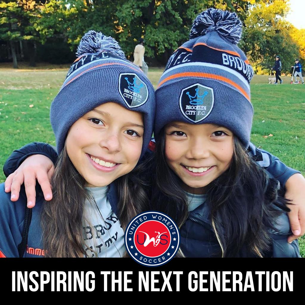 Brooklyn City FC inspiring the next generation womens soccer