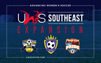 United Women's Soccer Expands To Southeast