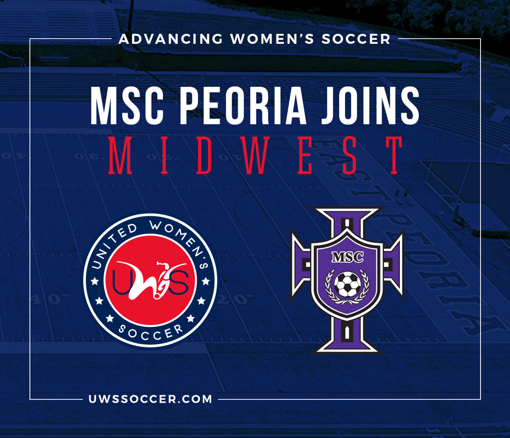 msc peoria uws united womens soccer midwest illinois