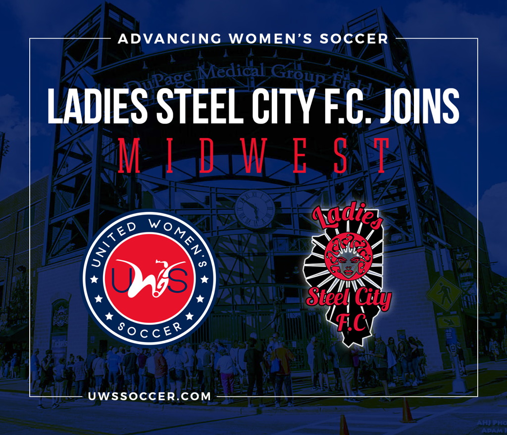 ladies steel city fc united womens soccer uws illinois