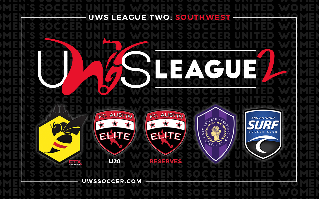 Five Teams Join the UWS League Two Southwest Conference