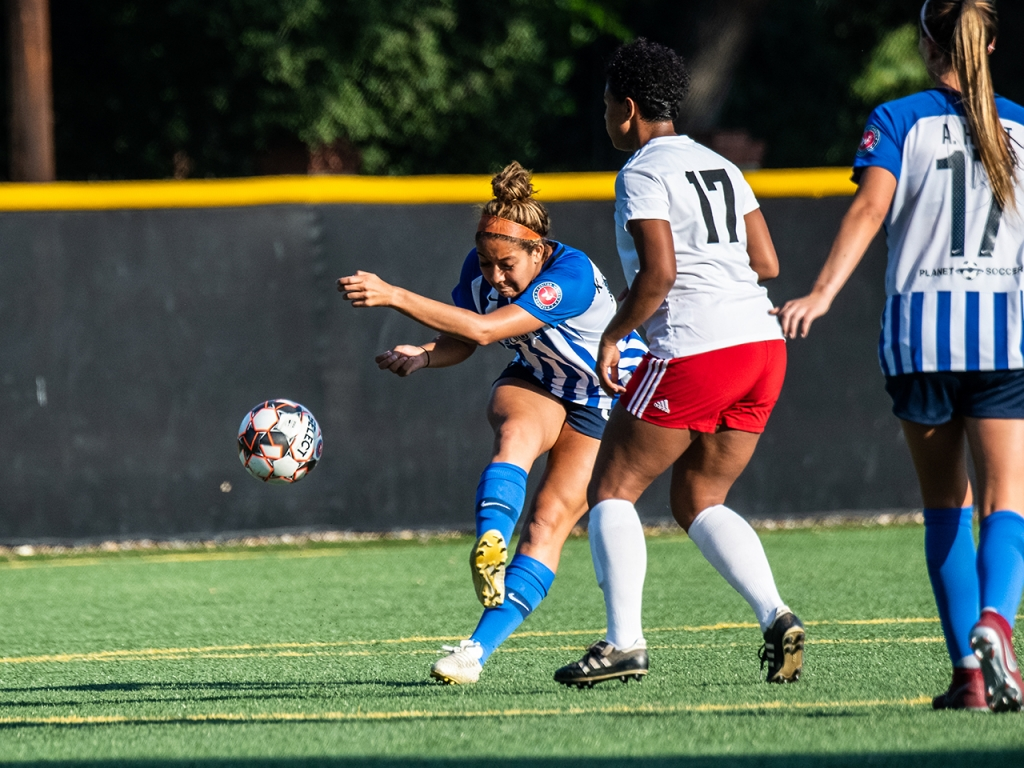 UWS United Women's Soccer Kaiya McCullough Santa Clarita Blue Heat UCLA Washington Spirit NWSL