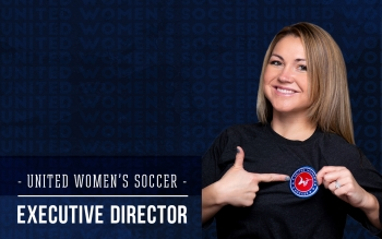 Cleaves Named Executive Director for United Women's Soccer