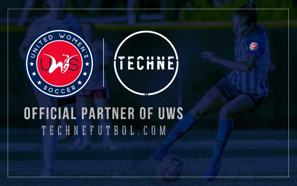 United Women's Soccer UWS Techne Futbol Yael Averbuch Advancing Women's Soccer Training App