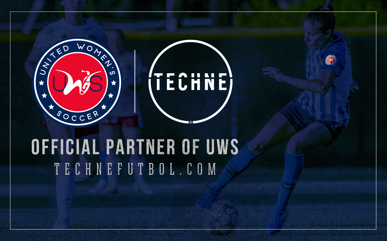 UWS & Techne Futbol Partner Up