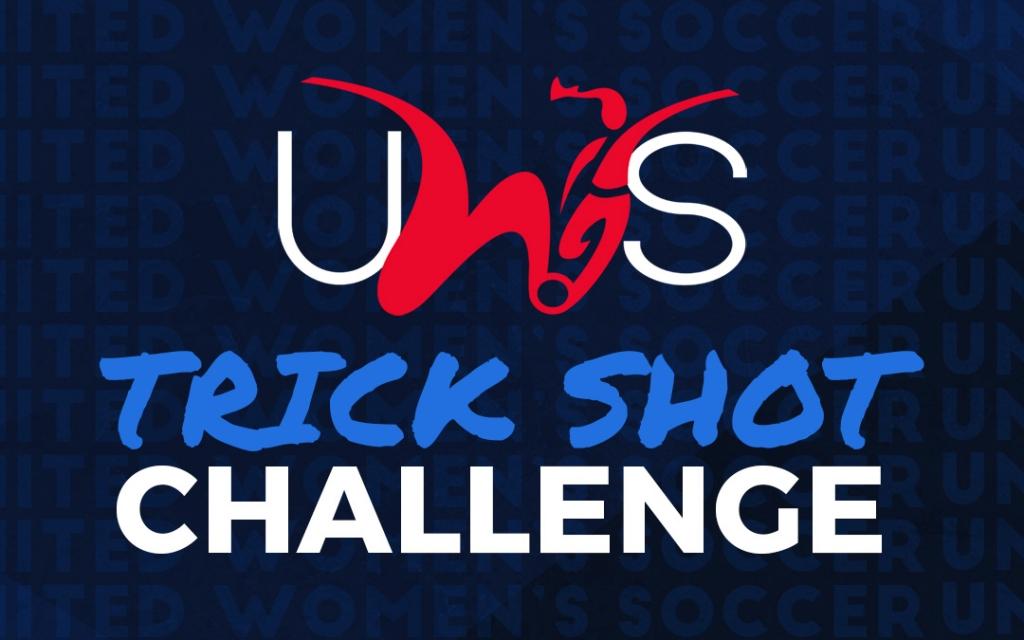 UWS United Women's Soccer Trick Shot Trickshot Challenge players teams