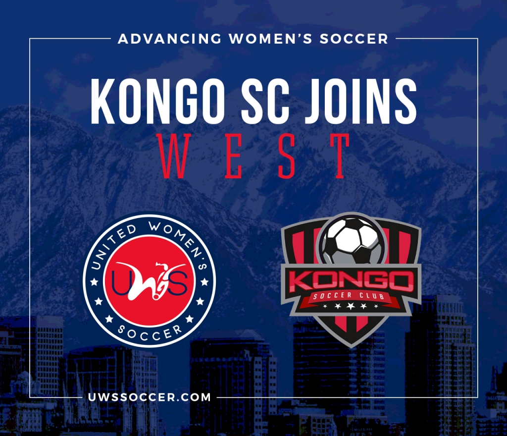 Utah Kongo Soccer Club United Women's Soccer UWS West Conference