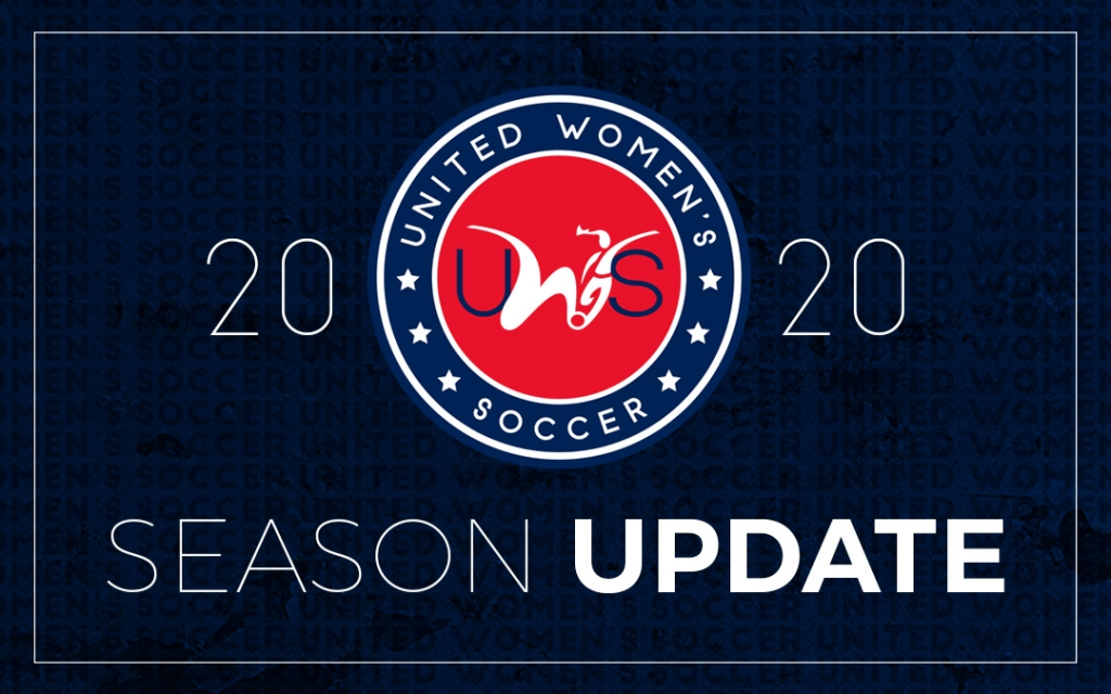 UWS United Women's Soccer national pro-am league covid-19 update