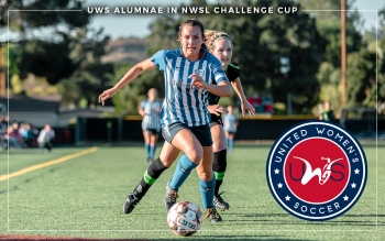 NWSL Challenge Cup to Feature Former UWS Players