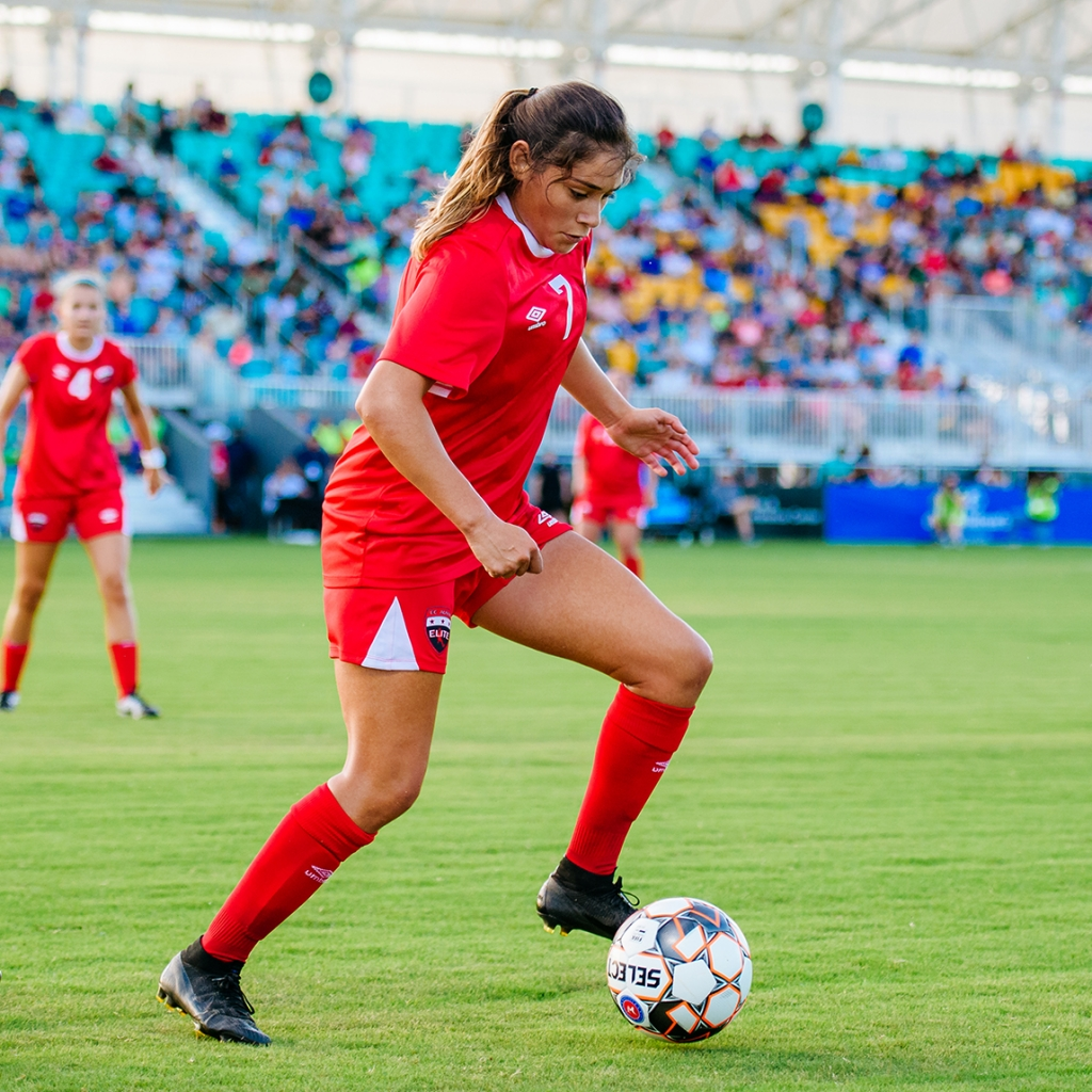 United Women's Soccer UWS National Cup FC Austin Elite Texas