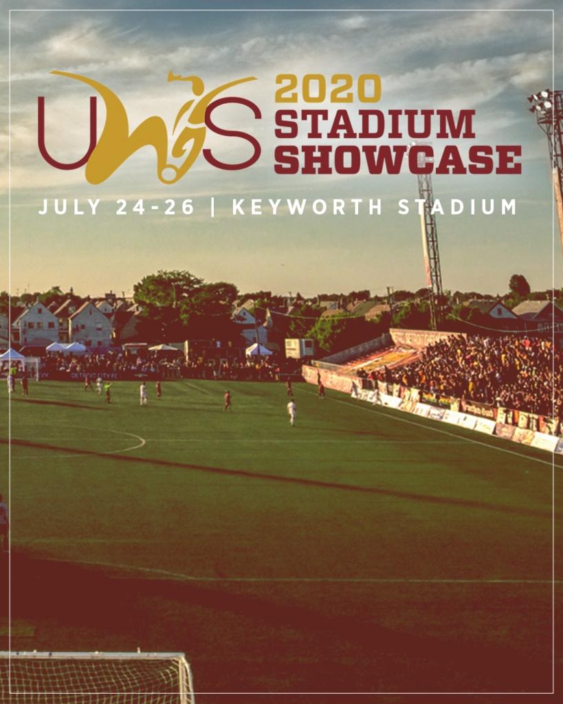 Detroit City FC Women DCFC Michigan Keyworth Stadium United Women's Soccer UWS tournament showcase