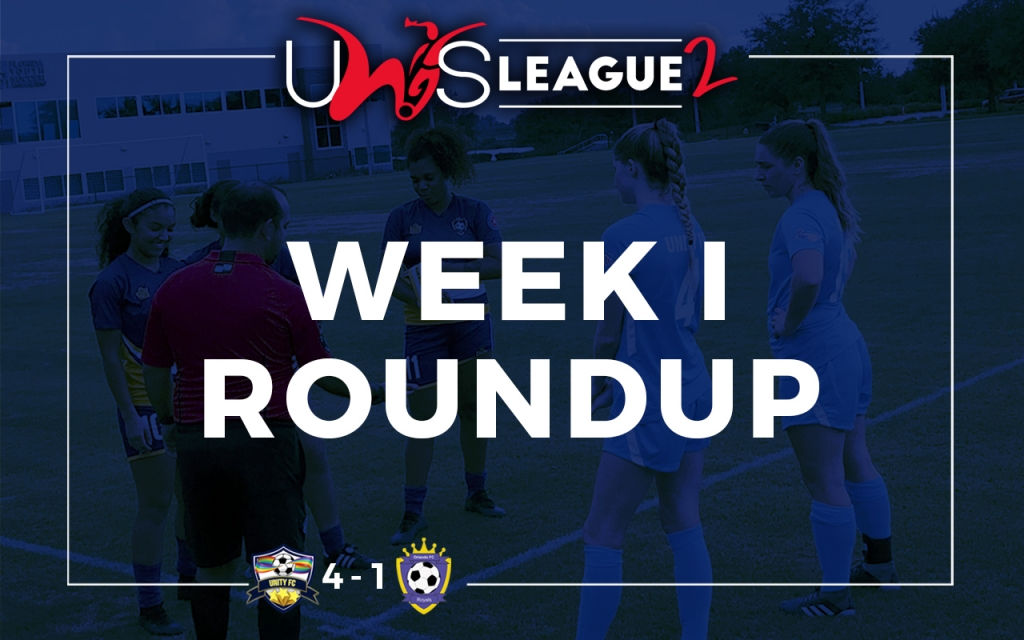 UWS League Two United Women's Soccer Southeast Unity FC Florida