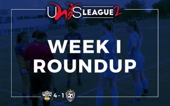 UWS-2 Inaugural Match: Unity FC 4, Orlando FC Royals 1