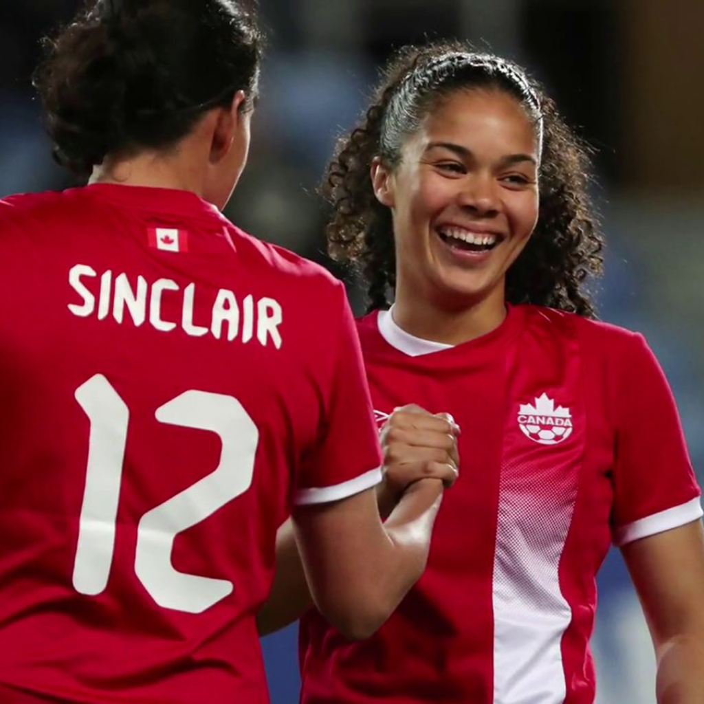 United Women's Soccer UWS Professional Contracts alumnae Calgary Foothills WFC Alex Lamontagne Canada WNT