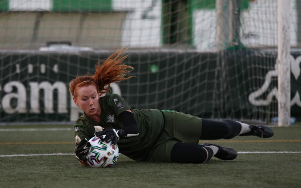 United Women's Soccer UWS Professional Contracts alumnae emily dolan real betis fem lancaster inferno