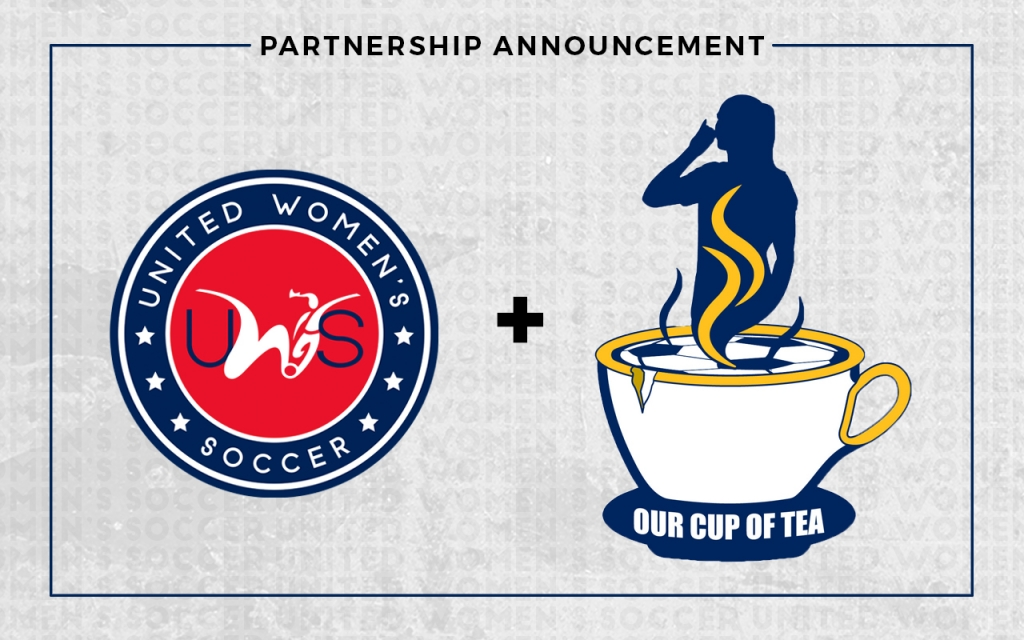 United Women's Soccer UWS national pro-am league woso uwoso Our Cup of Tea podcast live show