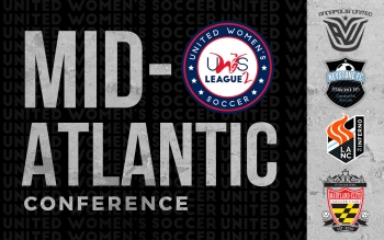 UWS League Two Announces Mid-Atlantic Conference