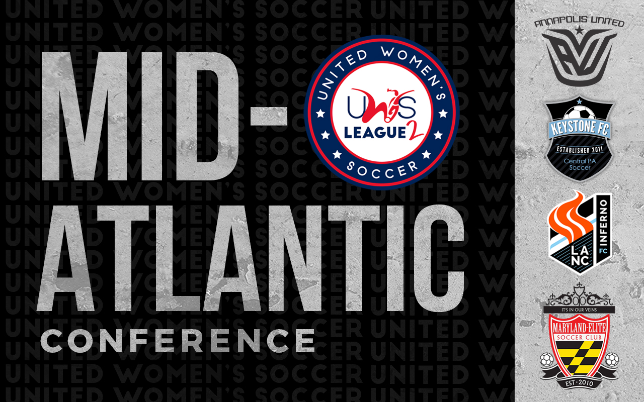 UWS League Two Announces Mid-Atlantic Conference
