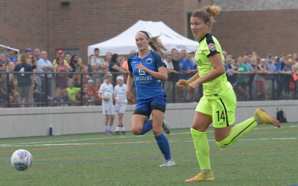 United Women's Soccer UWS national pro-am league professionals USWNT NWSL Natalia Kuikka Santa Clarita Blue Heat