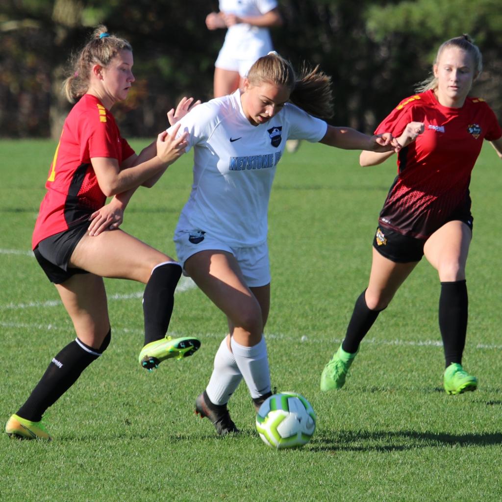 United Women's Soccer UWS League Two UWS2 Keystone FC Pennsylvania