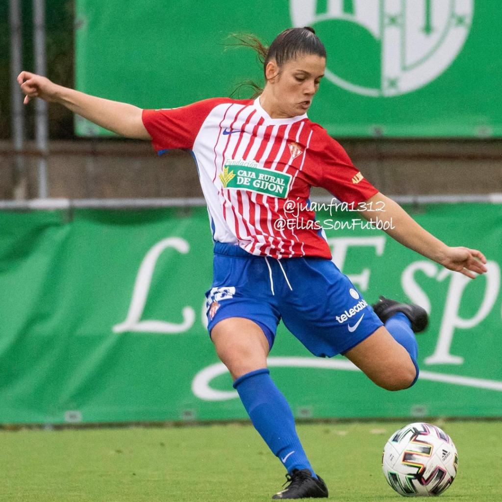 United Women's Soccer UWS Santa Clarita Blue Heat SCBH Millene Cabral Real Sporting de Gijon Spain