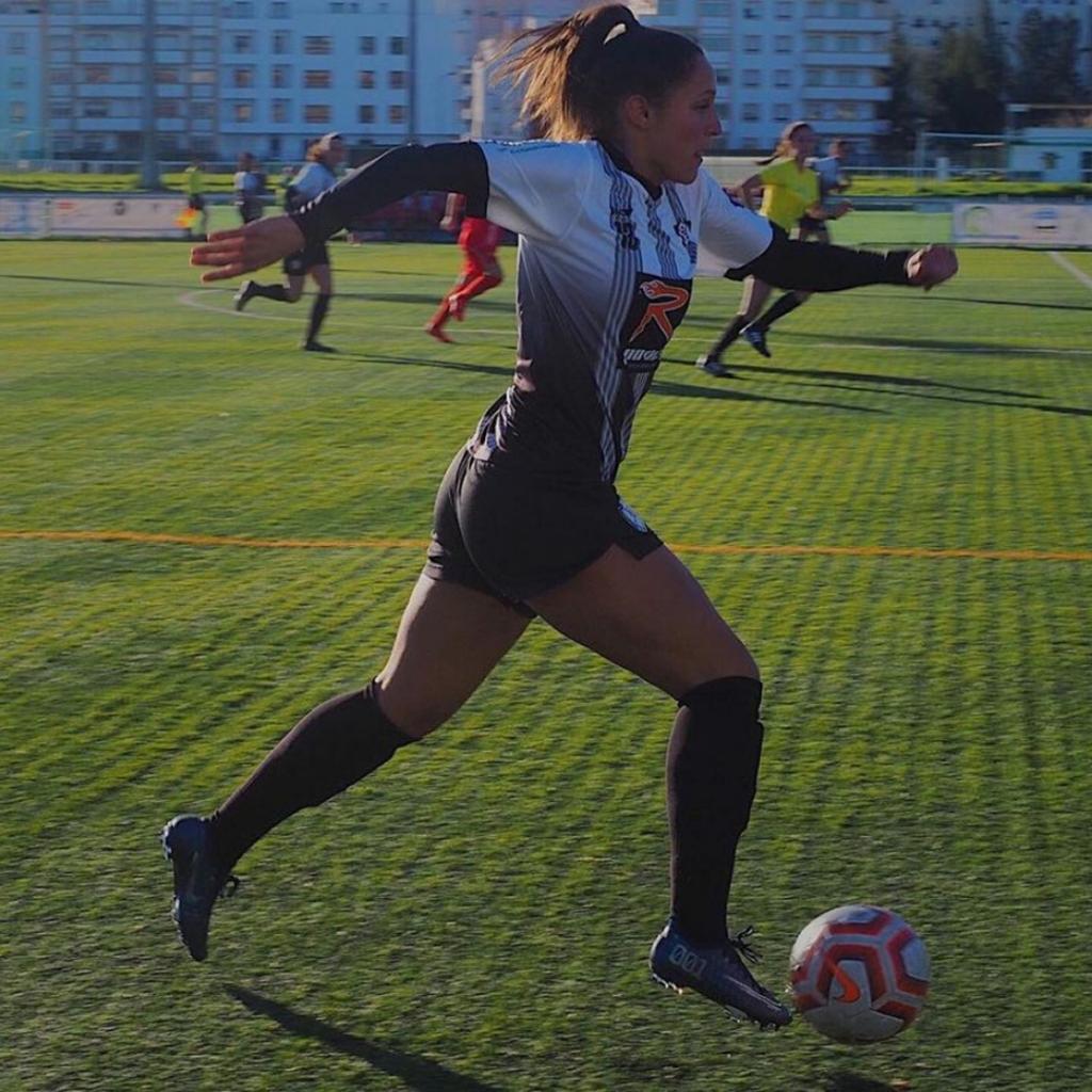 United Women's Soccer UWS New England NE Mutiny Elena Santos FC Famalicão Portugal