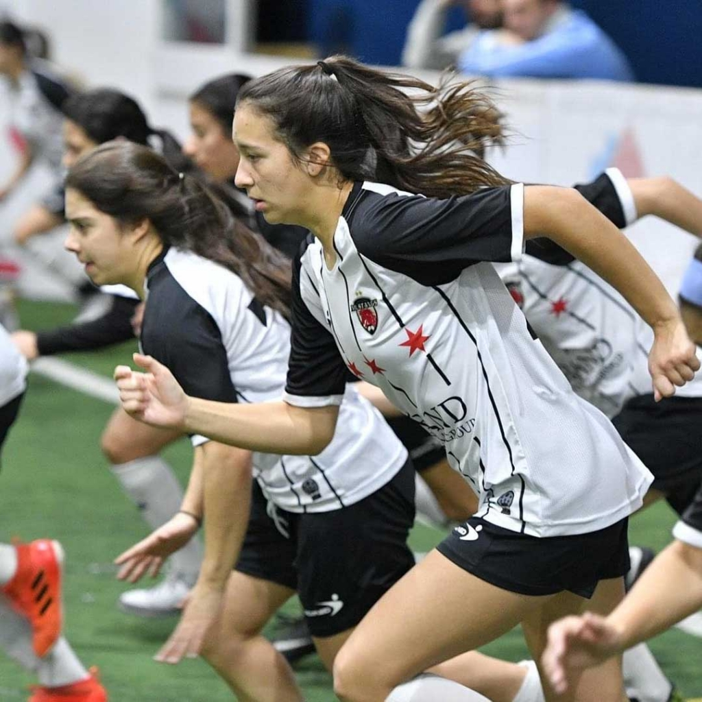 United Women's Soccer UWS national pro-am league Chicago Mustangs