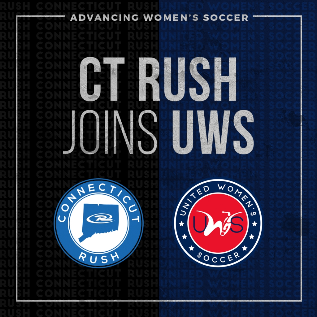 United Women's Soccer UWS national pro-am league Connecticut Rush CT