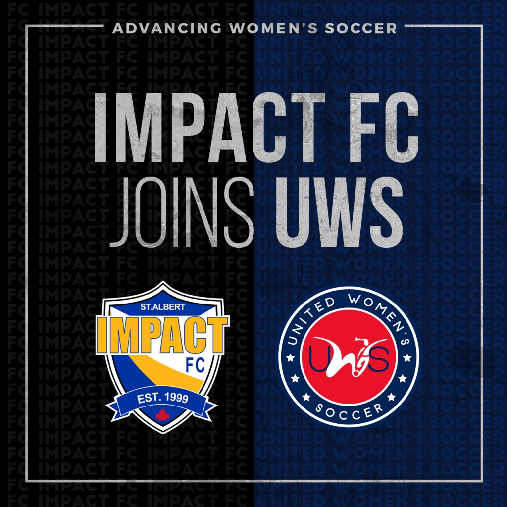 United Women's Soccer UWS national pro-am league Impact FC SASA Edmonton Alberta Canada Troye Flannery