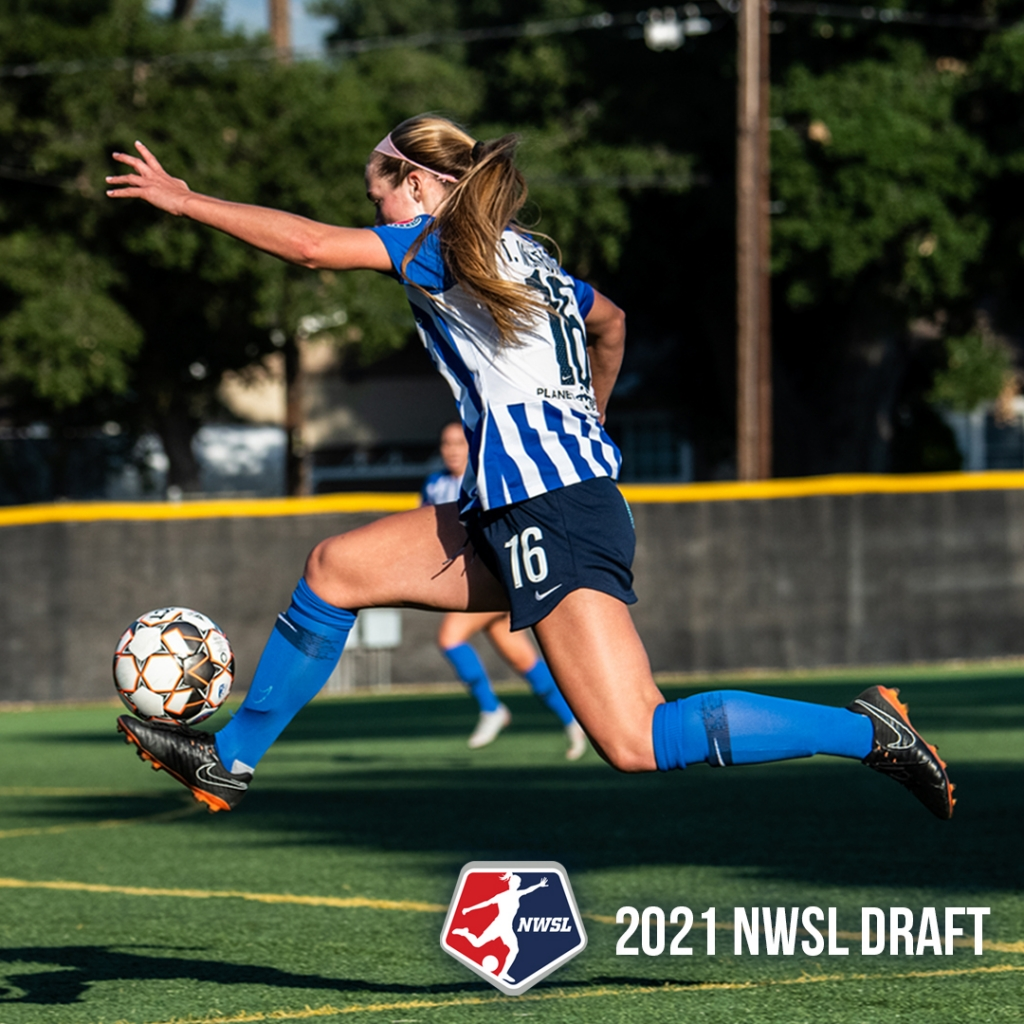 NWSL Draft United Women's Soccer UWS national pro-am league Tara McKeown Washington Spirit Viviana Villacorta Orlando Pride Catarina Macario USWNT Santa Clarita Blue Heat SCBH
