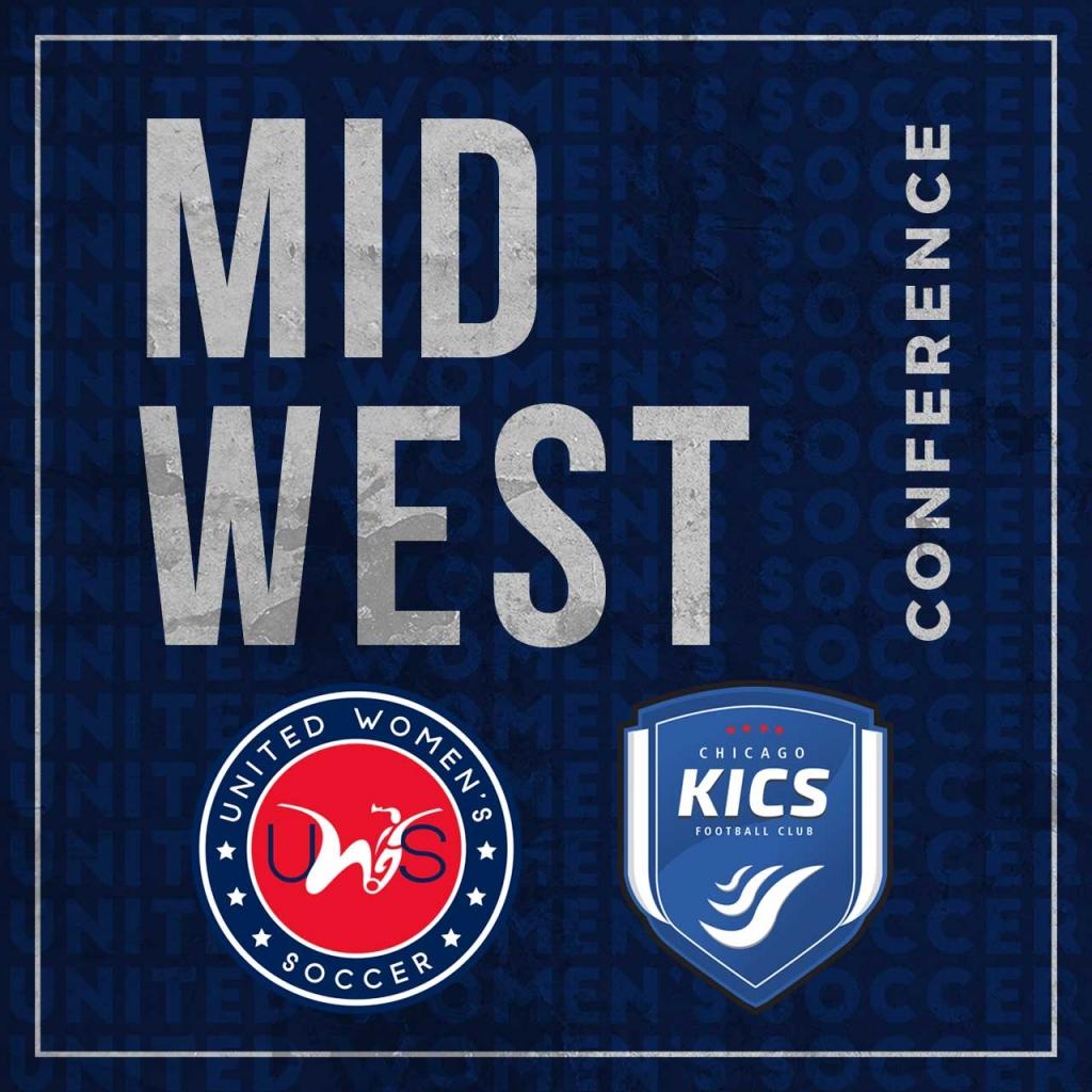 United Women's Soccer UWS national pro-am league Chicago KICS Football Club