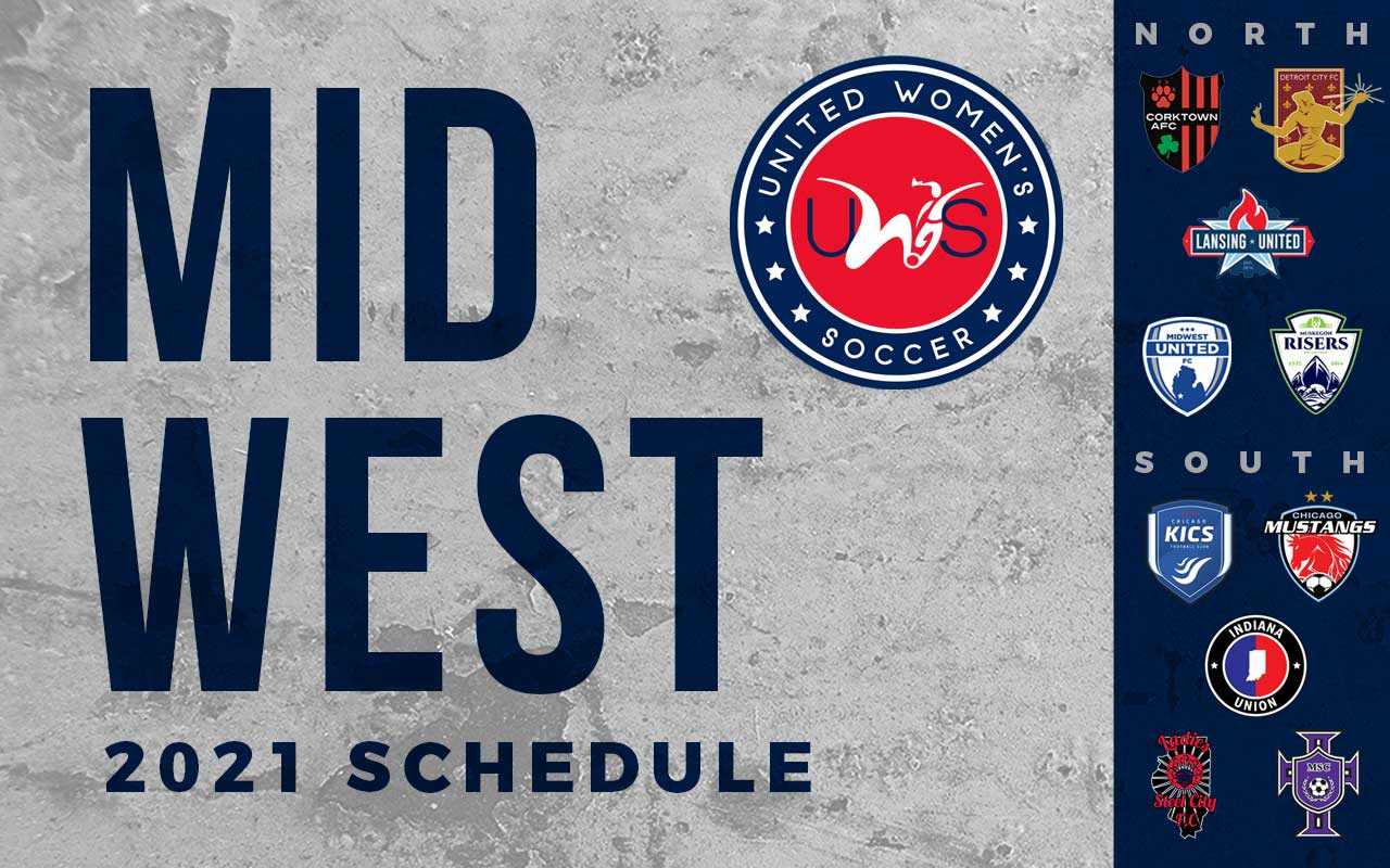 2021 UWS Midwest Conference Schedule