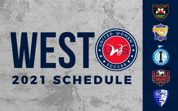 2021 UWS West Conference Schedule